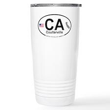 Coulterville Travel Mug