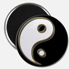 Yin & yang Magnet