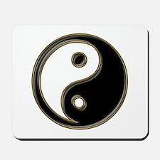 Yin & yang Mousepad