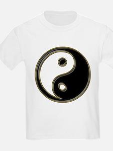 Yin & yang Kids T-Shirt