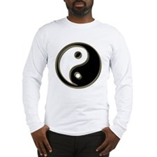 Yin & yang Long Sleeve T-Shirt
