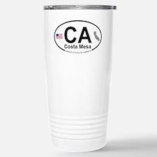 Costa Mesa Travel Mug