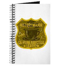 History Major Caffeine Addiction Journal