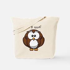 I'm a Hoot! Tote Bag