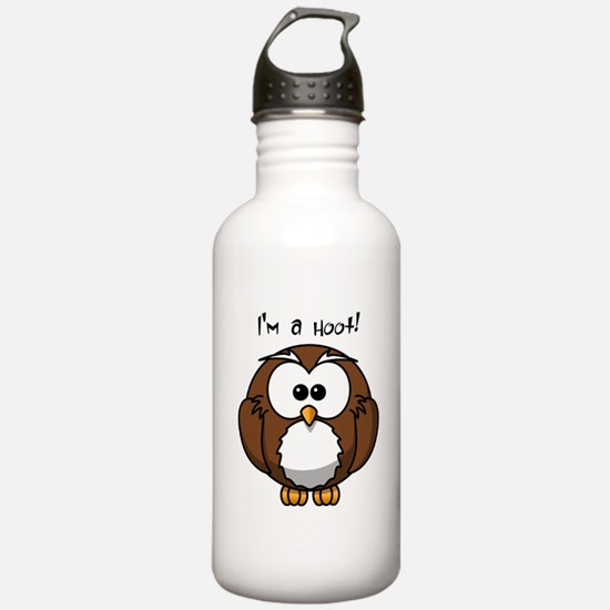 I'm a Hoot! Water Bottle
