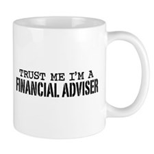 Financial Adviser Mug