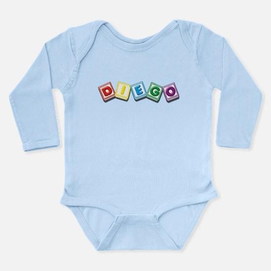 Diego Long Sleeve Infant Bodysuit