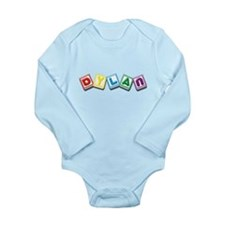 Dylan Long Sleeve Infant Bodysuit