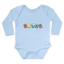 Dylan Long Sleeve Infant Bodysuit