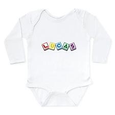 Lucas Long Sleeve Infant Bodysuit
