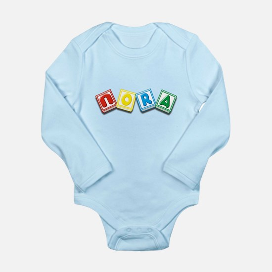 Nora Long Sleeve Infant Bodysuit