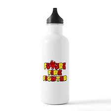 Future Firefighter Water Bottle