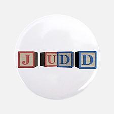 """Judd Alphabet Block 3.5"""" Button (100 pack)"""