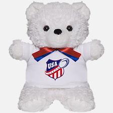 American rugby usa Teddy Bear