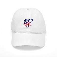 American rugby usa Baseball Cap