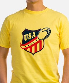 American rugby usa T