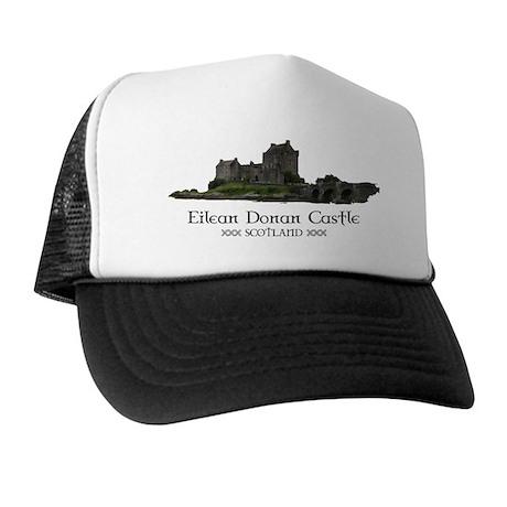 Eilean Donan Castle Trucker Hat