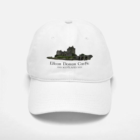 Eilean Donan Castle Baseball Baseball Cap