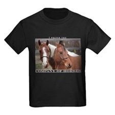 Company of Horses #1 T