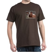 Company of Horses #1 T-Shirt