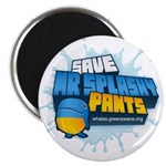 Mr Splashy Pants Magnet