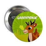 Green Rudolph Button