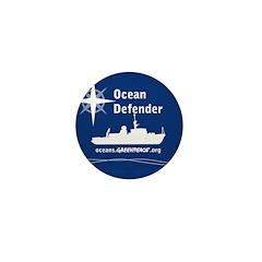 Ocean Defender Mini Button