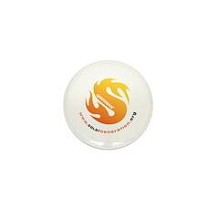 Solar Generation Mini Button (10 pack)