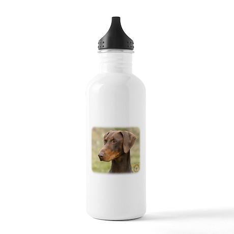Dobermann 9K060D-19 Stainless Water Bottle 1.0L