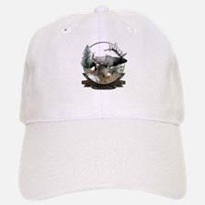 Big game elk and deer Baseball Baseball Cap