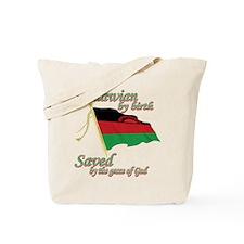 Malawian by birth Tote Bag