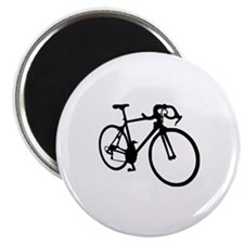 "Racing bicycle 2.25"" Magnet (10 pack)"