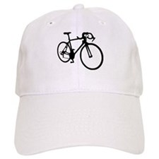 Racing bicycle Baseball Cap