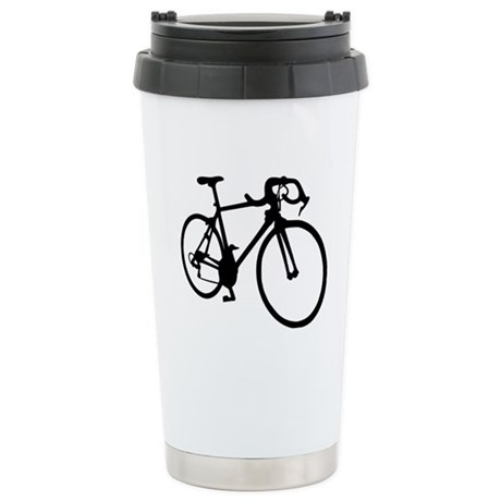 Racing bicycle Stainless Steel Travel Mug