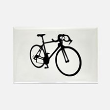 Racing bicycle Rectangle Magnet (100 pack)