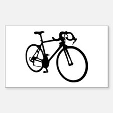 Racing bicycle Decal
