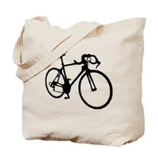 Racing bicycle Tote Bag