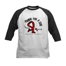 AIDS Running For A Cure Tee