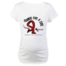 AIDS Running For A Cure Shirt