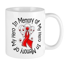 AIDS In Memory Hero Mug