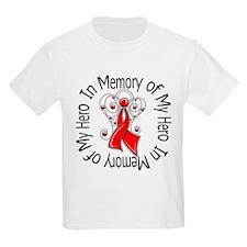 AIDS In Memory Hero T-Shirt