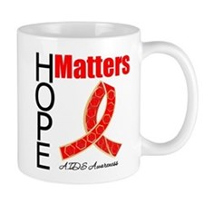 AIDS Hope Matters Mug