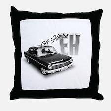Unique Eh Throw Pillow
