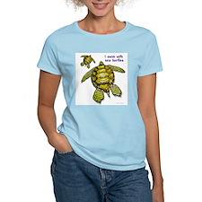 Swim w/ Turtles T-Shirt
