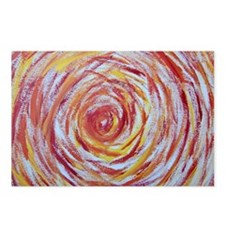 Summer Swirl Postcards (Package of 8)
