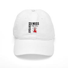 AIDS Everyday I Miss My Hero Baseball Cap