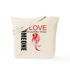 AIDS Earned Wings Tote Bag