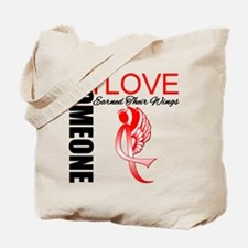 AIDS Earned Wings Tote Bag