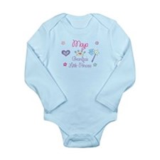 Maya - Grandpa's Little Princ Long Sleeve Infant B