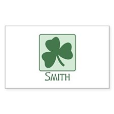 Smith Family Rectangle Decal